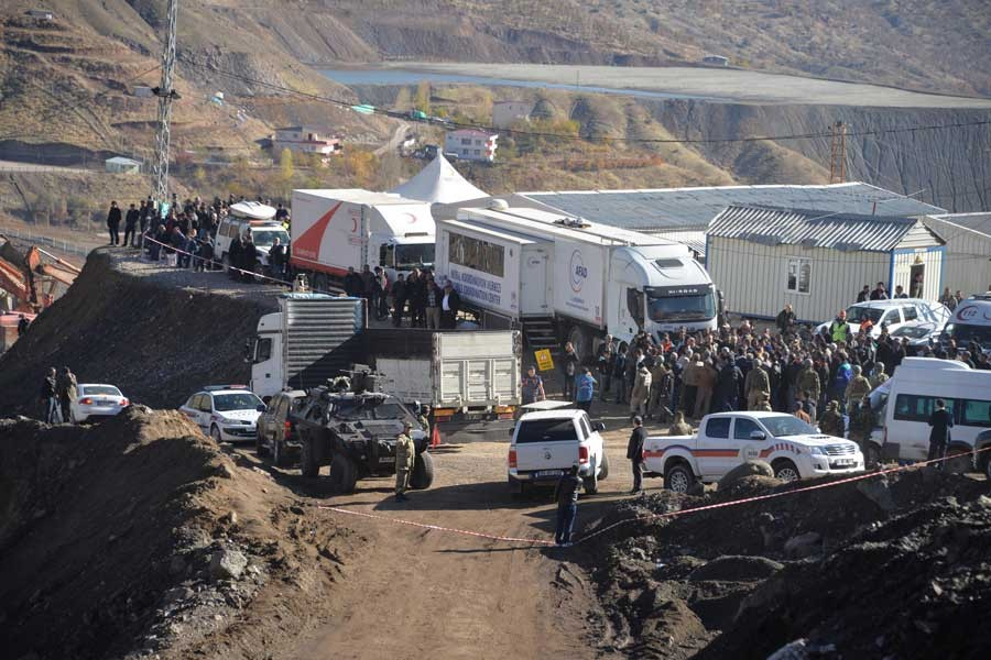 Siirt'te 5 işçinin öldüğü madenin işletme müdürü tutuklandı