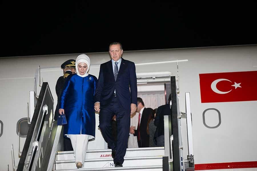 İki Erdoğan: 'Clinton' ve 'Trump'