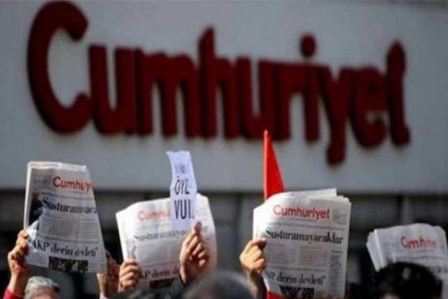 Cumhuriyet Vakfı duruşması 30 Mart'a ertelendi
