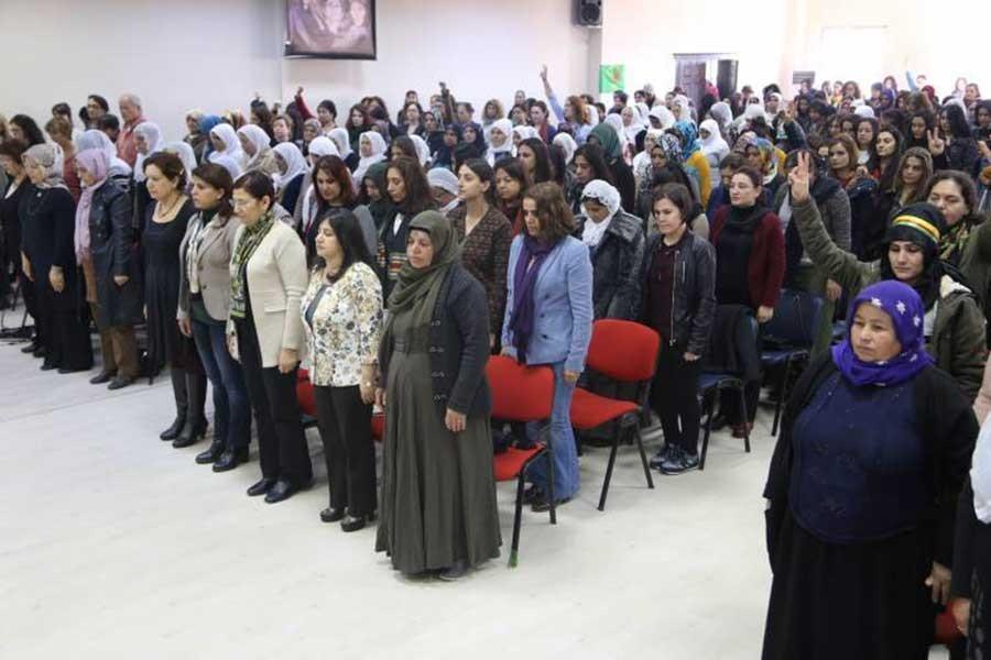Diyarbakır'da kadın buluşması