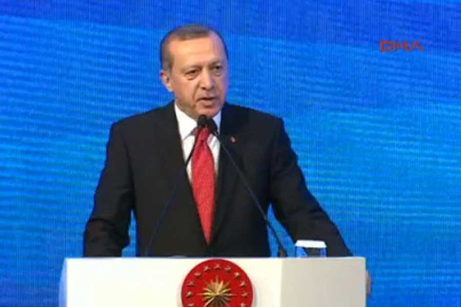Erdoğan kepenk kapatan esnafı hedef aldı: Bedelini öderler