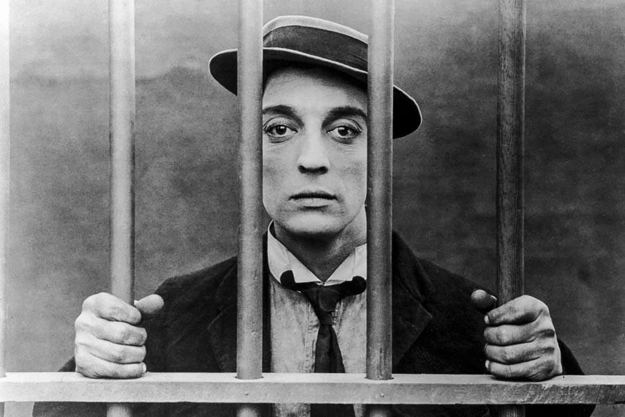 Buster Keaton'ın kısa filmleri Gezici'de