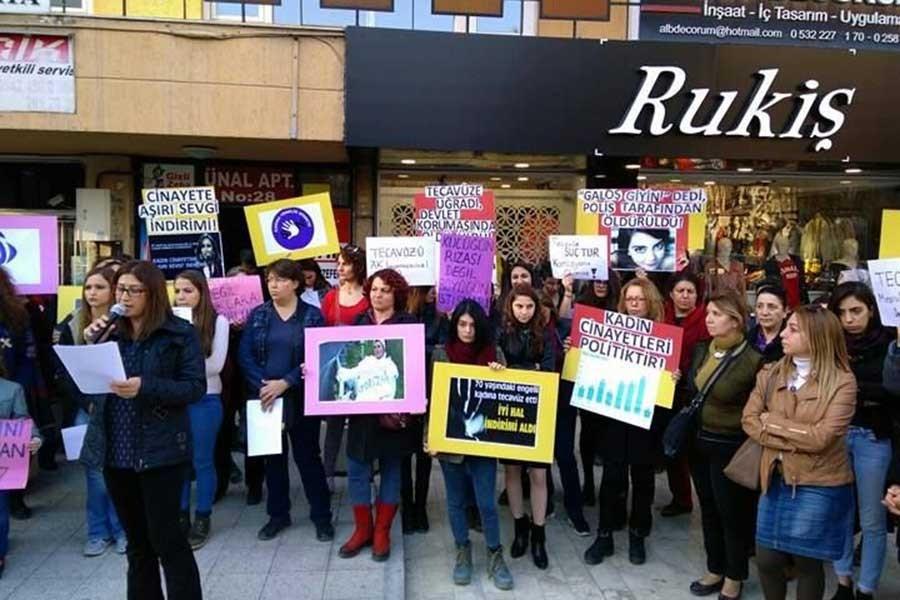 Kadınlar: Tecavüzü 'AK'layacak yasayı kabul etmiyoruz!