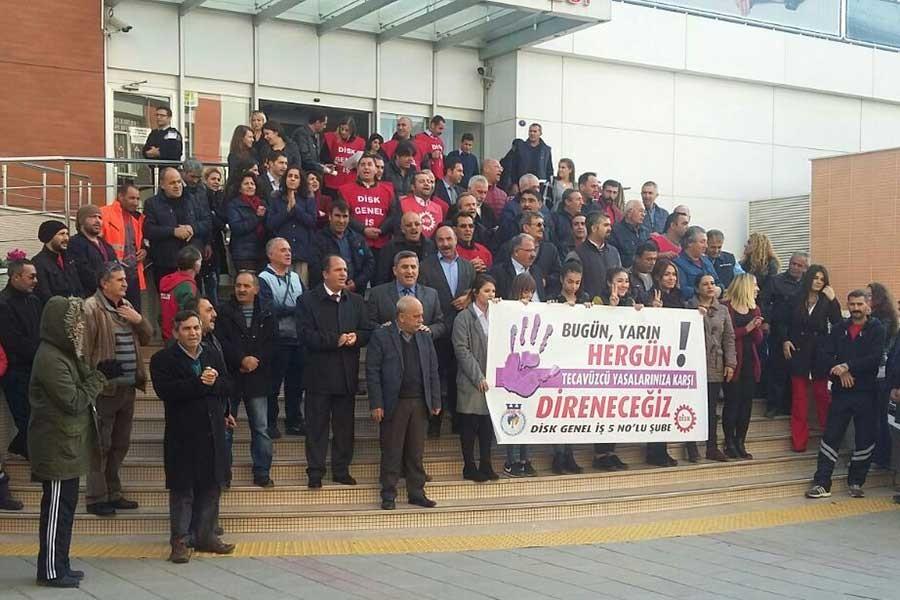 'Tecavüzcü yasalarına karşı sokaklarda direneceğiz'