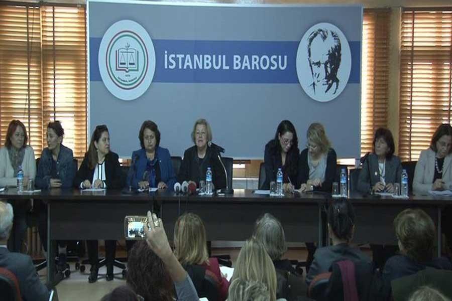 İstanbul Barosu: Cinsel istismar düzenlemesi geri çekilsin!