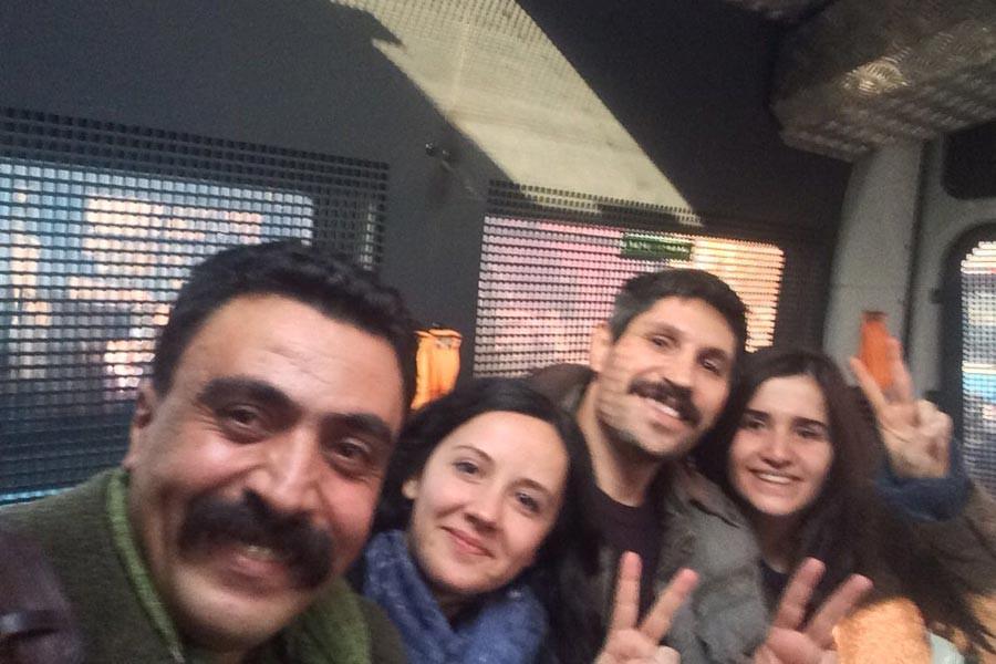 ÇHD Genel Başkanı Kozağaçlı ve 3 avukat gözaltına alındı