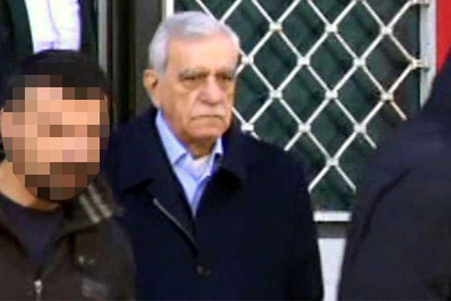 Ahmet Türk ve 22 kişi hala gözaltında
