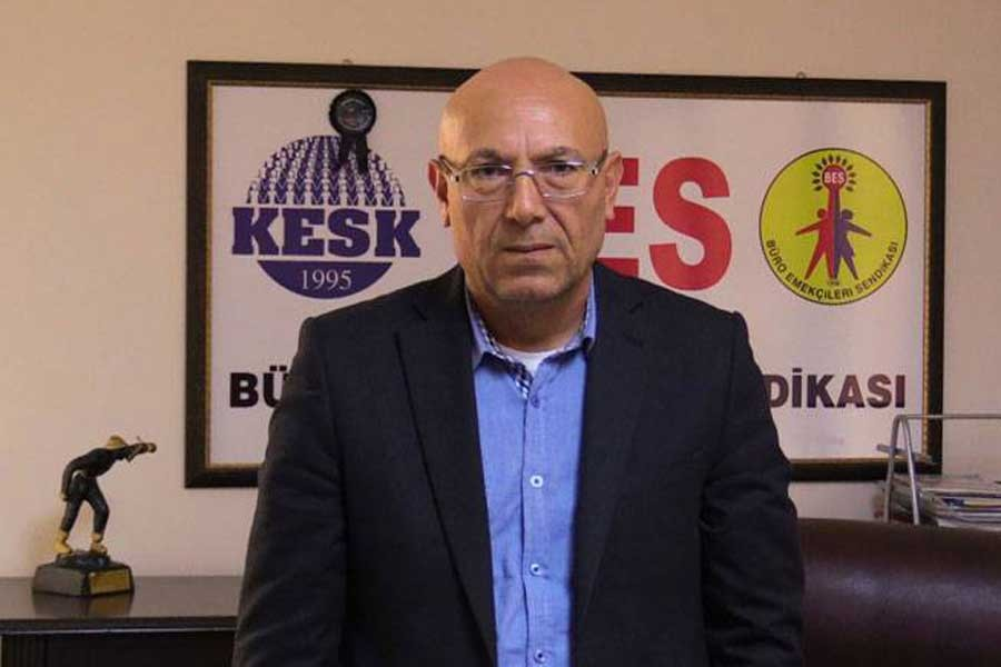 BES Genel Başkanı Fikret Aslan KHK ile ihraç edildi