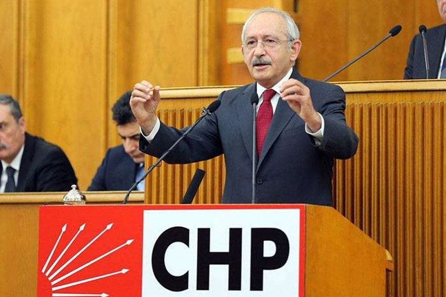 Kılıçdaroğlu: Tehlikeli bir sürecin içine sürüklenebiliriz