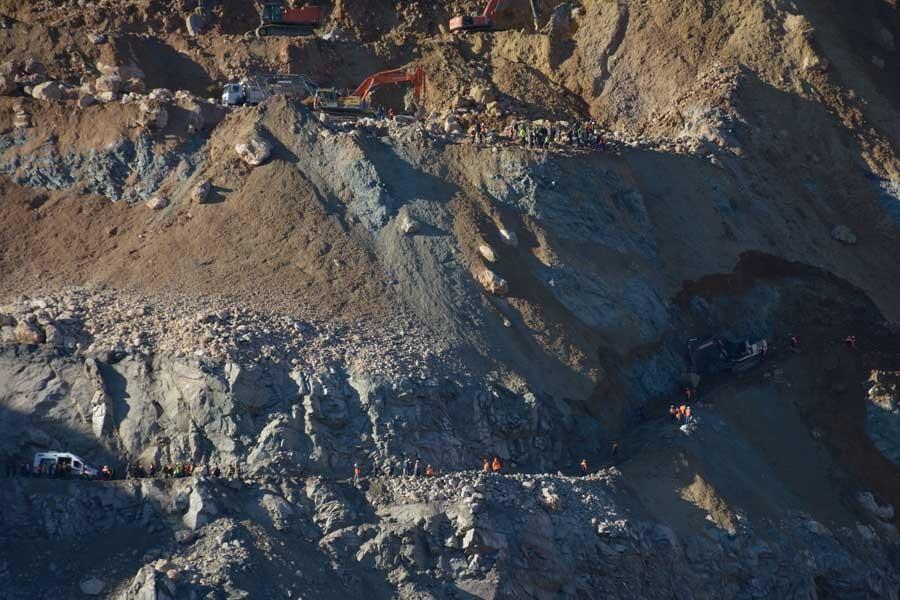 Siirt Şirvan'daki madenden 1 işçinin daha cesedi çıkarıldı