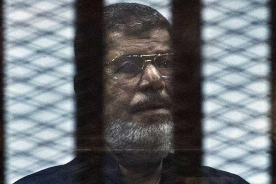 Mursi'nin müebbeti de bozuldu