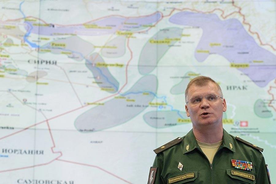 Konaşenkov: Avrupa'yı Rusya değil, ABD tehdit ediyor