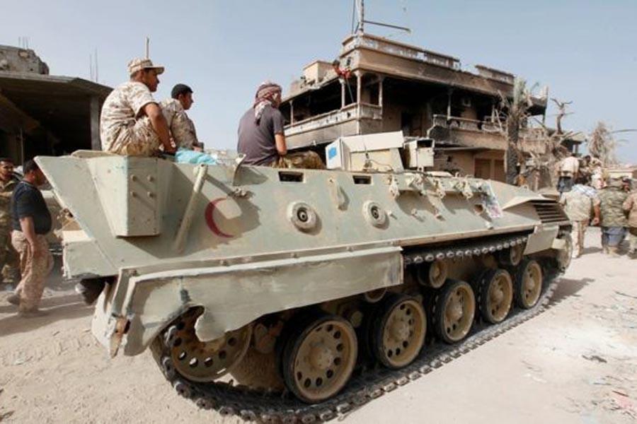 Libya'da IŞİD'in son kalesine operasyon