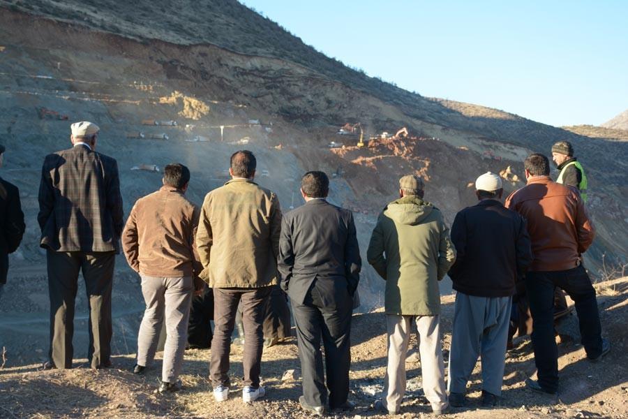 Madenci aileleri : Bakanlar bizi de dinlesin