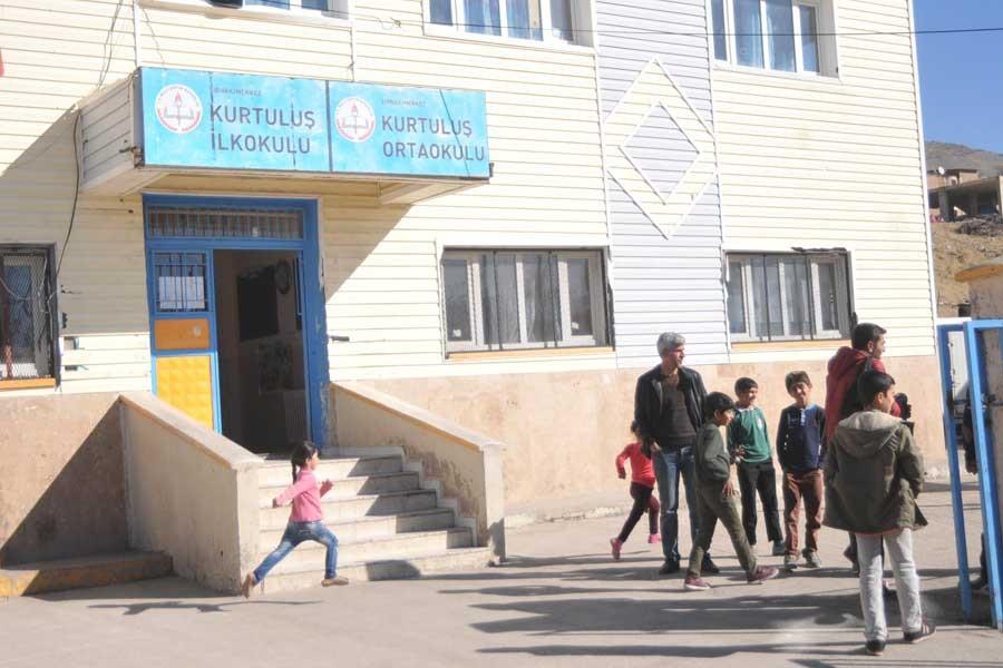 Yasak sonrası Şırnak'ta ilk TEOG sınavı