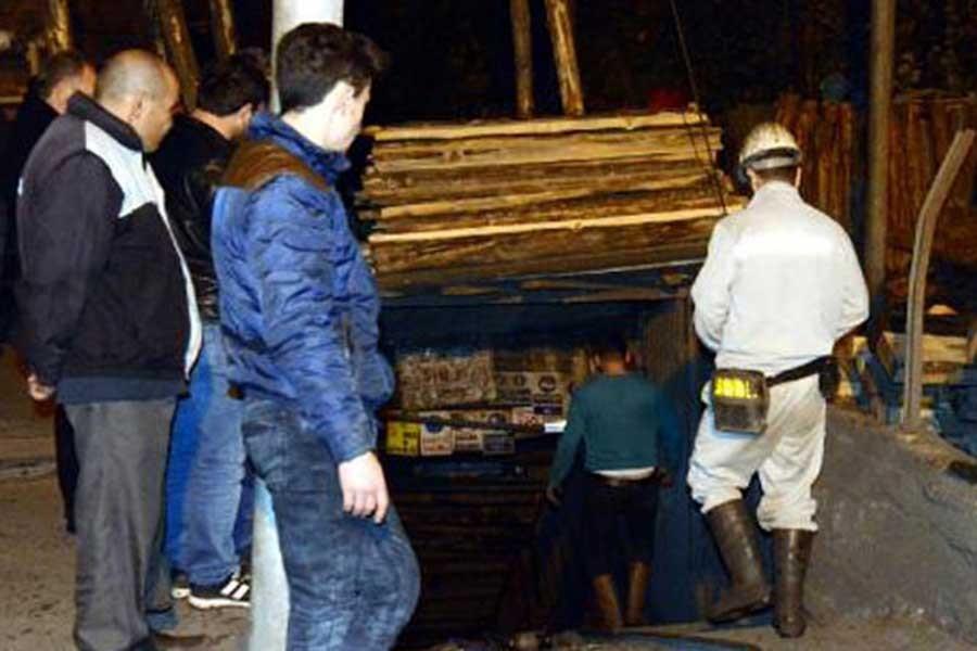 Denizli'de krom madeninde göçük: 1 işçi mahsur kaldı