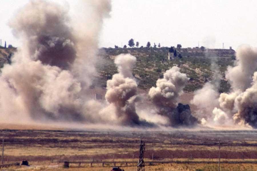 Suriye: Gerilimden tamamen Ankara sorumlu