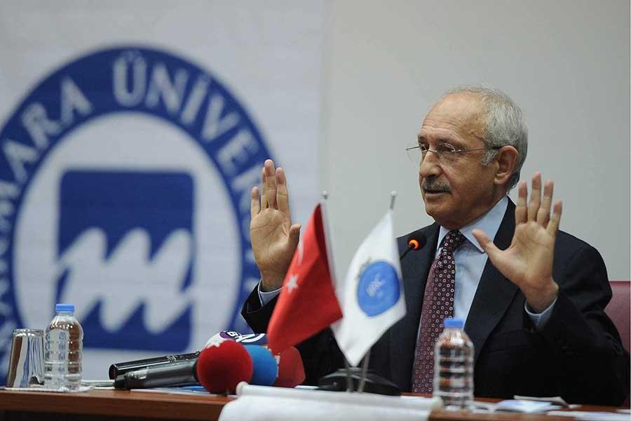 Kılıçdaroğlu: 4 Mayıs darbesini hiç aklımıza getirmiyoruz