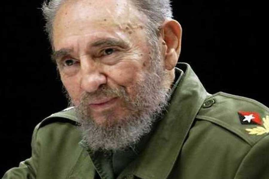 Castro'ya son veda