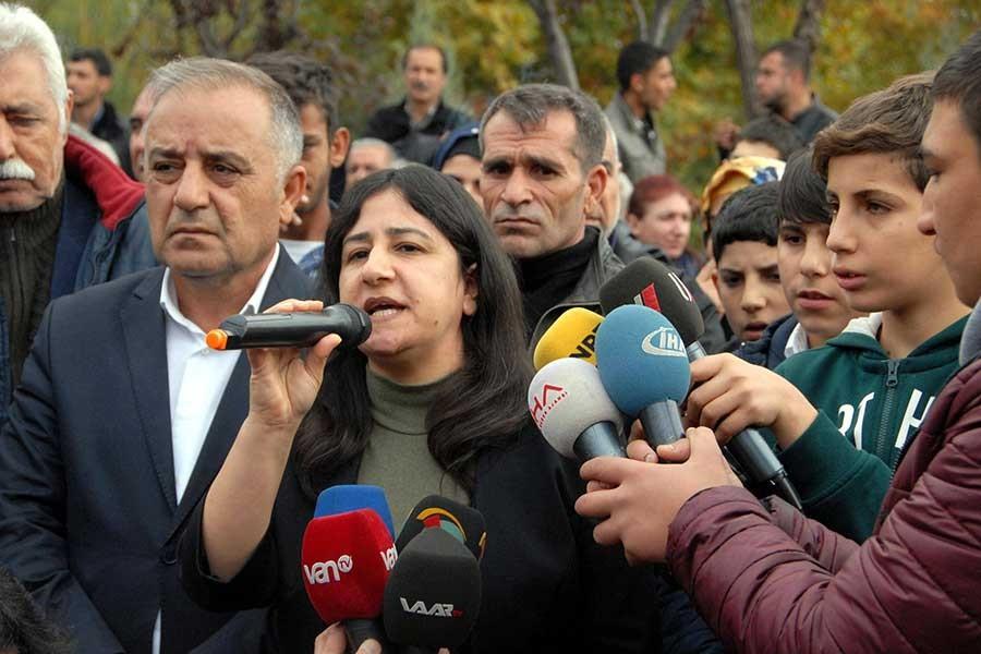 HDP Grup Başkanvekili Demirel'e 23 yıl hapis istemi