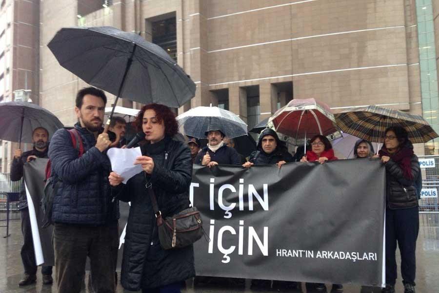 Hrant'ın Arkadaşları: Elçi cinayeti de örtülmeye çalışılıyor