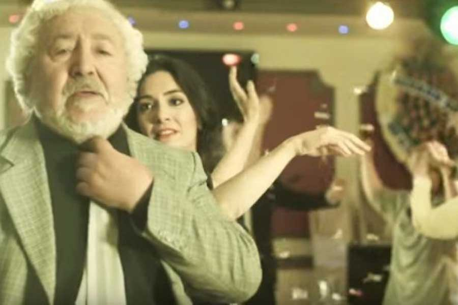 'Hadi Baba' adlı kamu spotu yayından kalkıyor