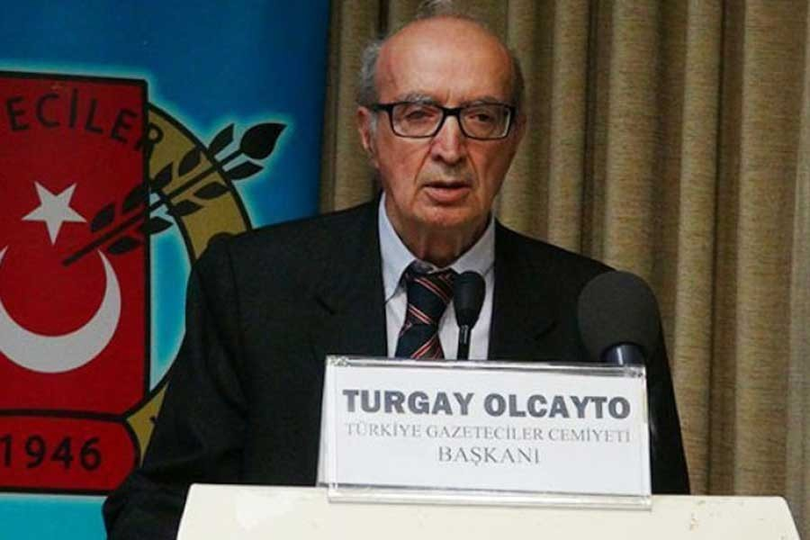 Turgay Olcayto: Gazetenin her şeyini bitirdiler sonunda