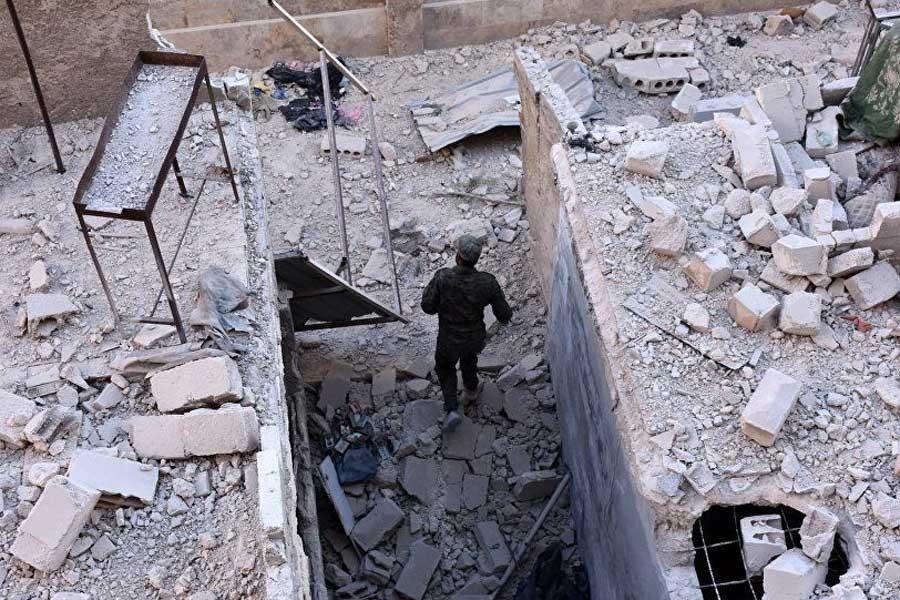 'Suriye'de herkesin tepki gösterdiği tek taraf Türkiye'