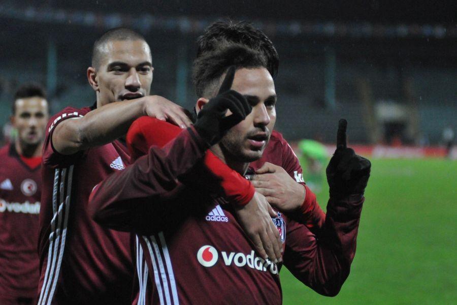 Darıca Gençlerbirliği - Beşiktaş: 1-2