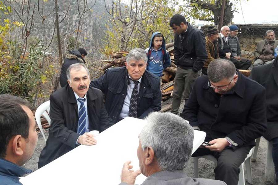 'Sorumlu AKP'nin cemaat modelli eğitimidir'