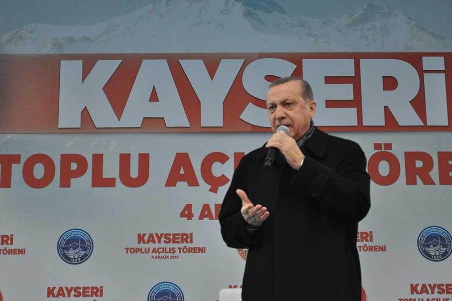 Erdoğan: Milliyiz biz. Bizim Türk Lira'mız bereketlidir