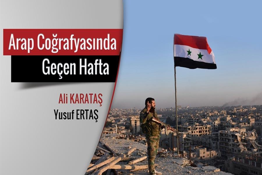 Halep kapısı Erdoğan'a kapanıyor