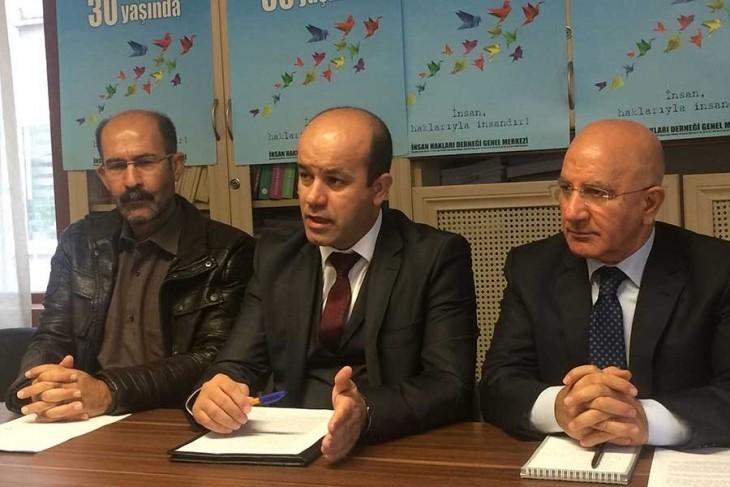 Müjgan Ekin'in ailesi İHD'ye başvurdu