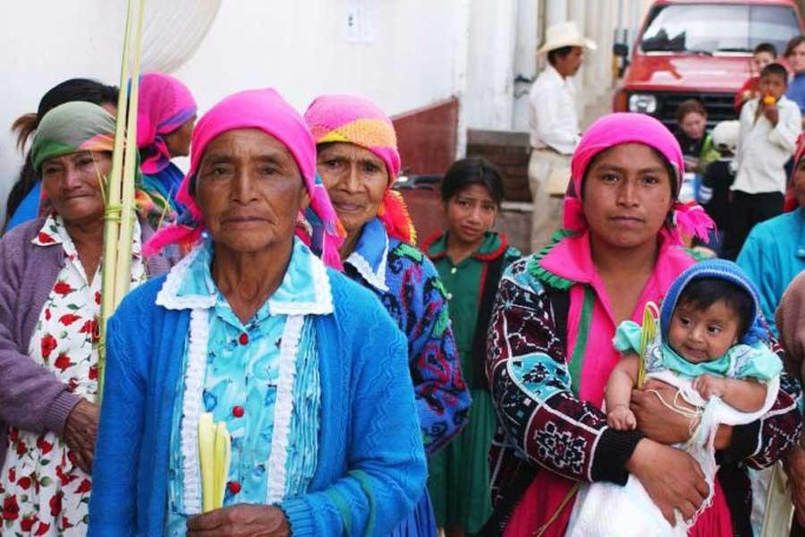 HONDURAS'TAKİ YAŞAM SAVUNUCUSU KADINLAR