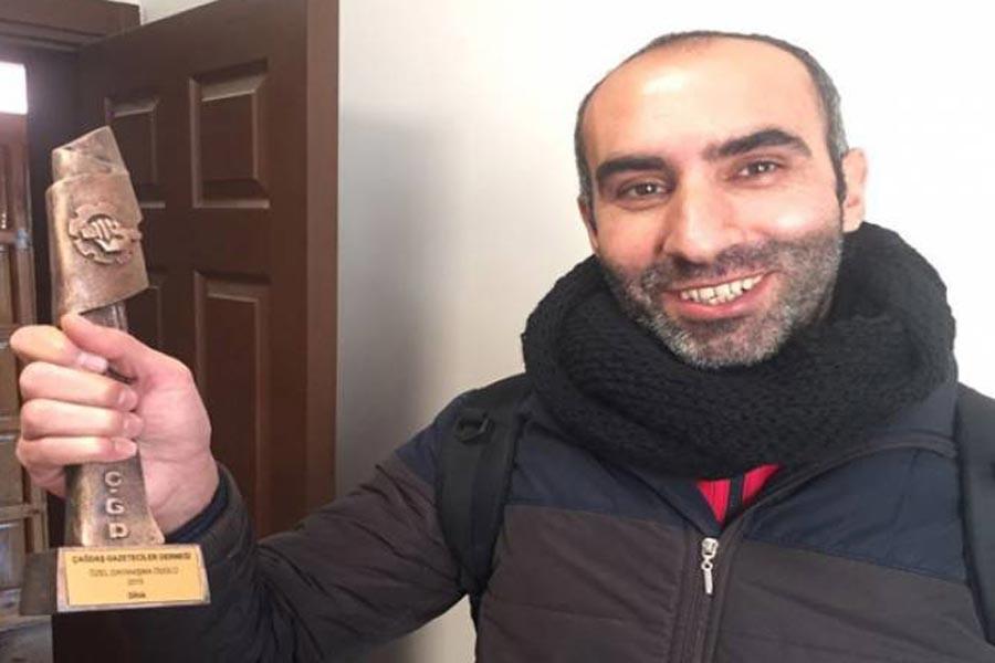 ÇGD'den Kırkaya'nın gözaltına alınmasına tepki