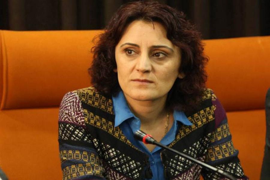 KJA üyesi Sara Aktaş tutuklandı