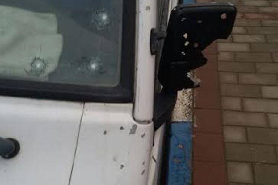 Biga HDP İlçe eski eş başkanının aracına tüfekli saldırı