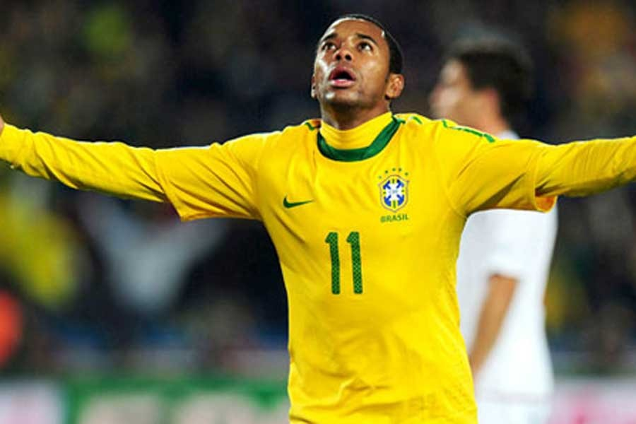 Sivasspor Brezilyalı futbolcu Robinho'yu duyurdu