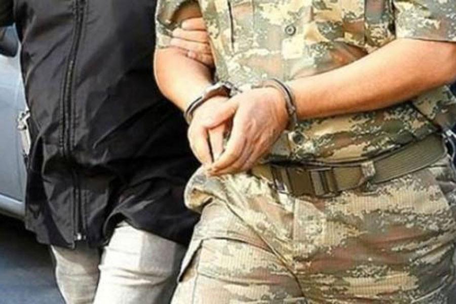 Ankara'da muvazzaf askerlere operasyon