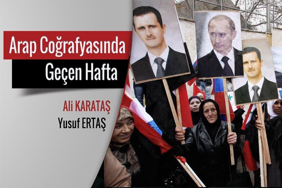 Suriye'de  çözüm artık  Rus minderinde