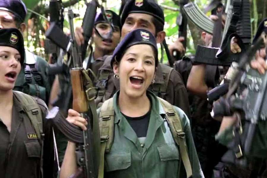 Kolombiya'da FARC'ın silah bırakma süreci tamamlandı
