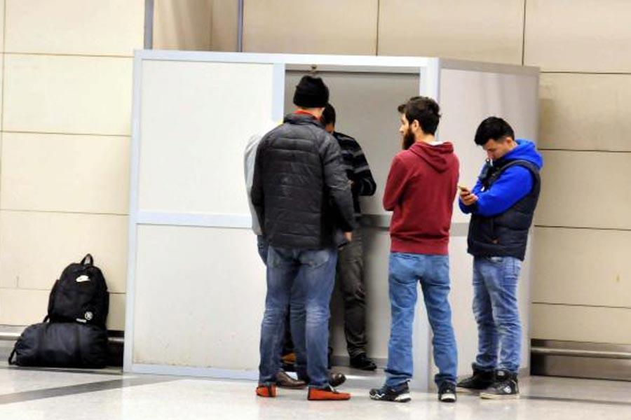 Atatürk Havalimanı'nda Reina saldırısıyla ilgili 2 gözaltı