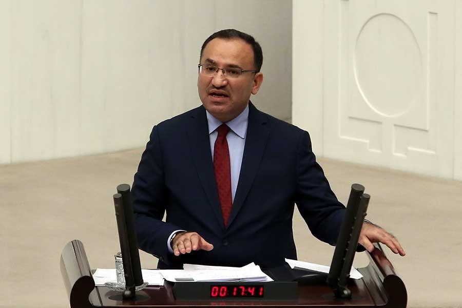 Adalet Bakanı Bozdağ: Kılıçdaroğlu suç işliyor