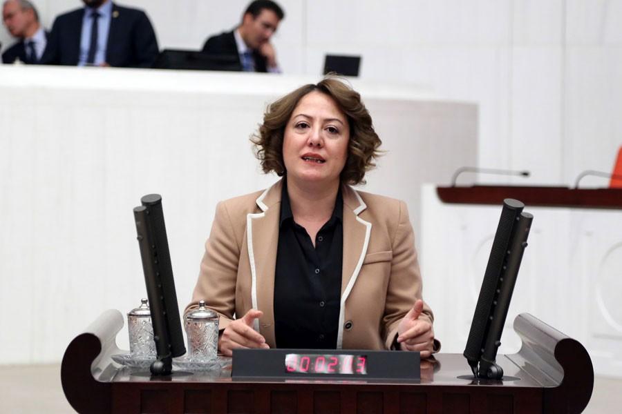 HDP'li vekil Mizgin Irgat serbest bırakıldı