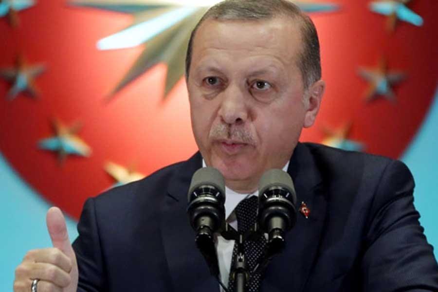Erdoğan için Meclis'te özel makam