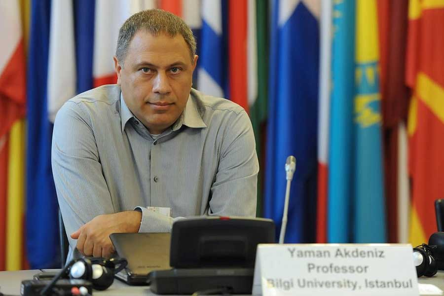 Prof Yaman Akdeniz: Netflix'i engelleyen ilk ülke olabiliriz