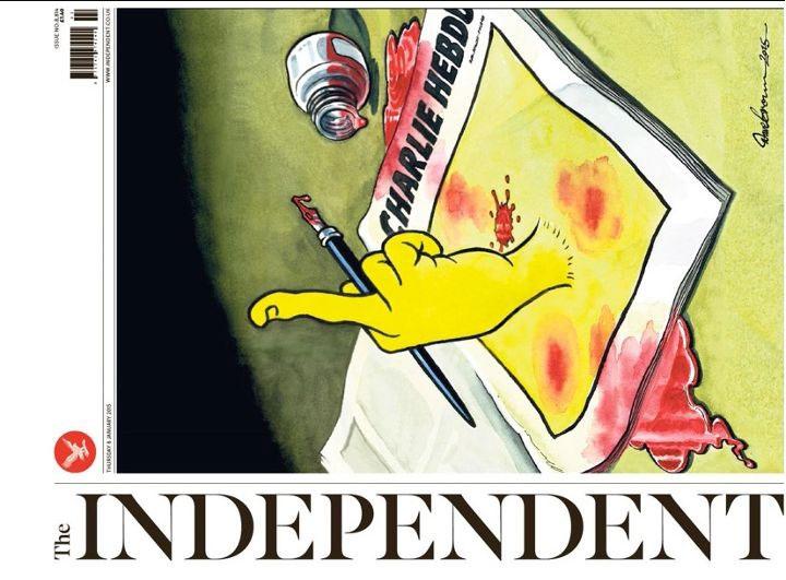 Dünya medyası 'özgürlüğe saldırı' dedi