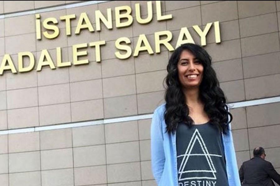 Savcı, Gazeteci Canan Coşkun'un 3 yıl hapsini talep etti