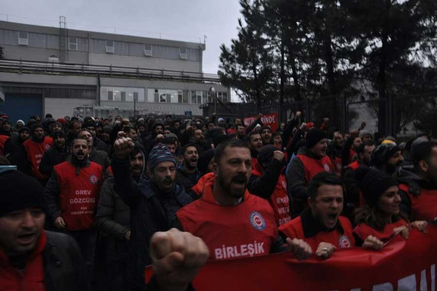 Cam işçileri: Metal işçisinin  açtığı yoldan yürünmeli