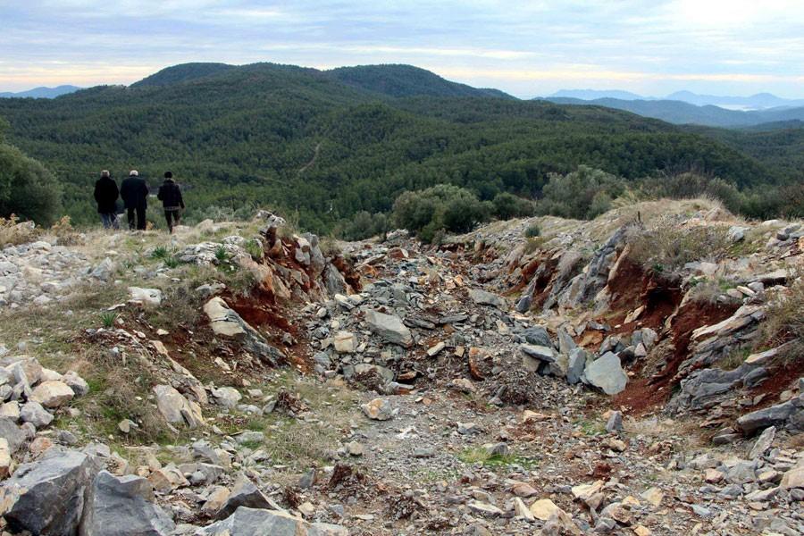 Fethiye, Üzümlü Ovası'nda taş ocağı için yürütmeyi durdurma